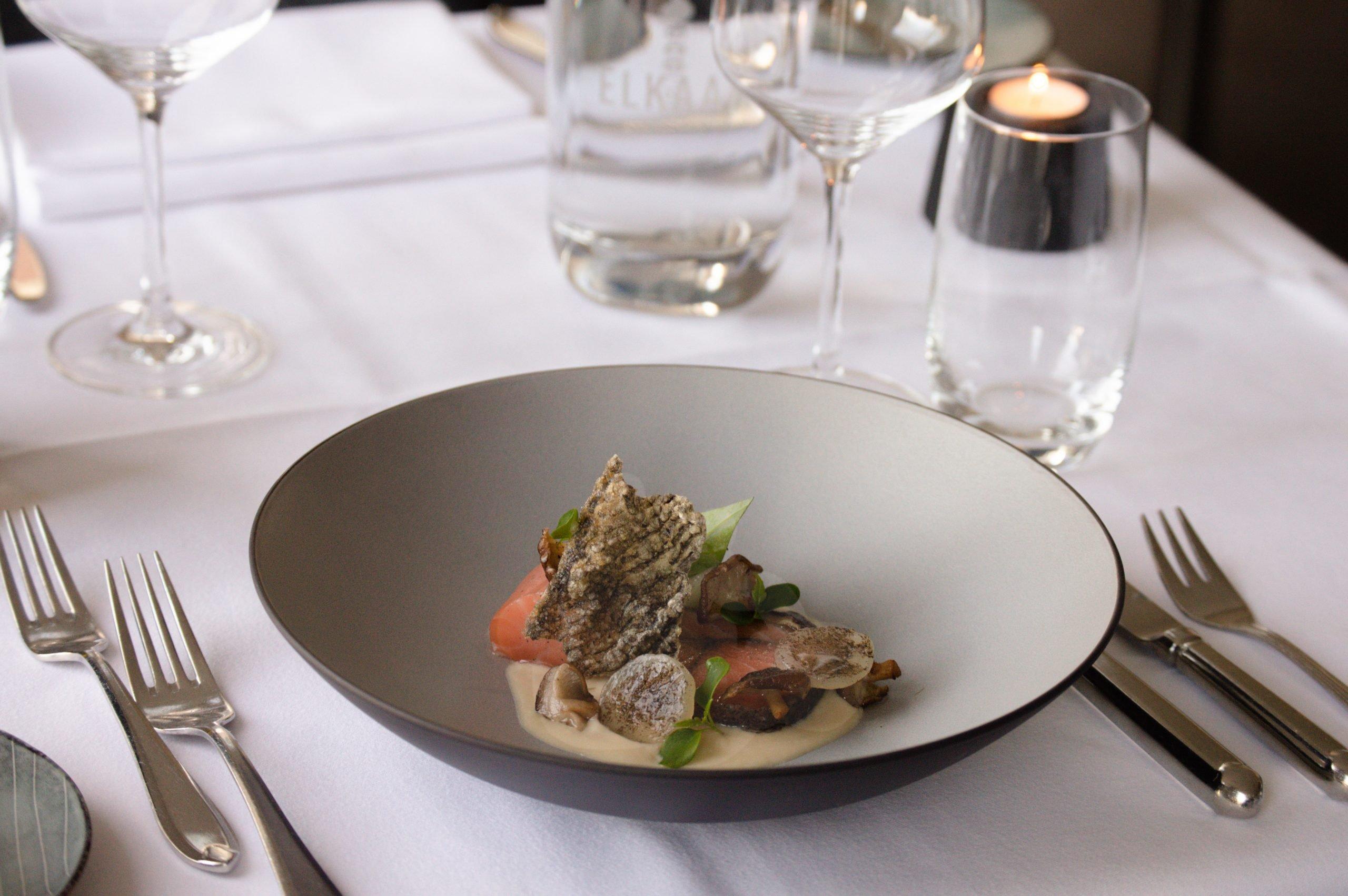 Salmon en mesa 2